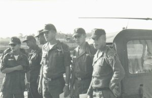 Officers March 1967